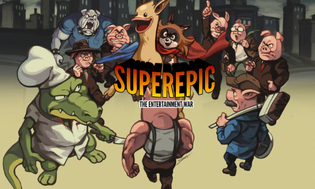 Análisis – Superepic: The Entertaiment War