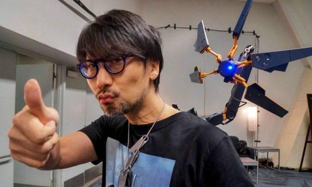 Oda a Hideo Kojima