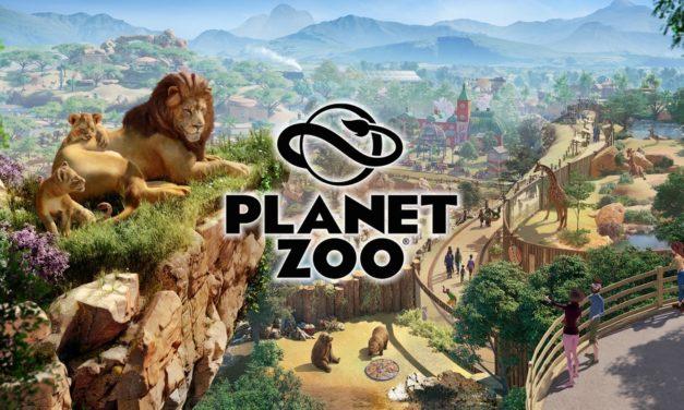 Análisis Planet Zoo