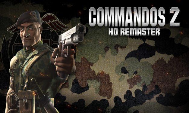 Análisis – Commandos 2 HD Remaster