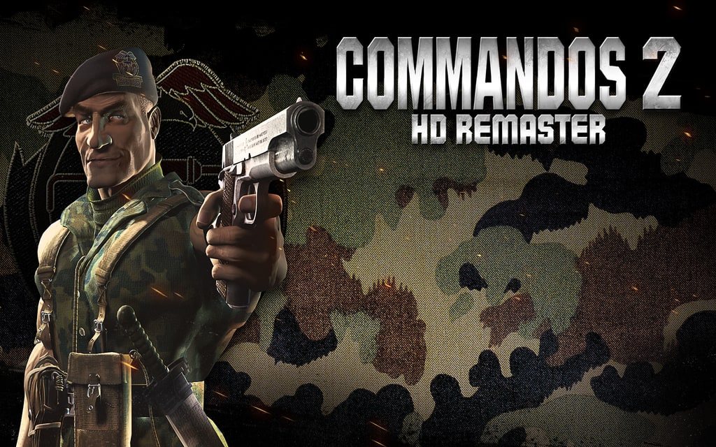 Análisis - Commandos 2 HD Remaster - 33bits