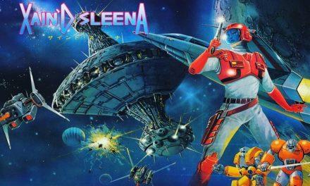 Xain'D Sleena – Arcade y versiones