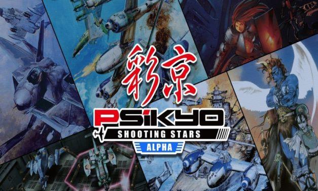 Análisis – Psikyo Shooting Stars Alpha