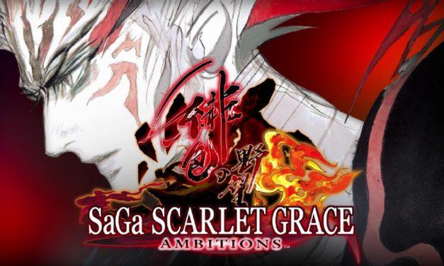 Análisis – SaGa Scarlet Grace: Ambitions