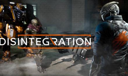 Probando – Disintegration