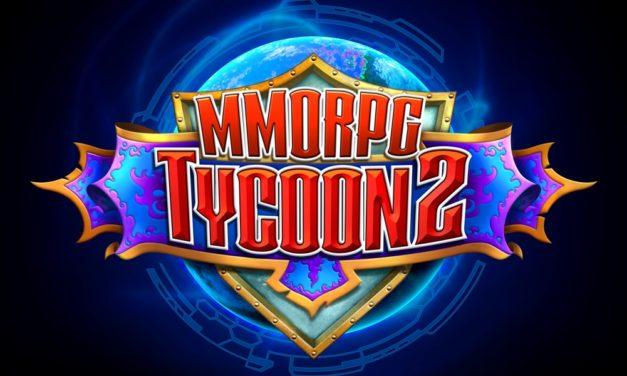 Probando – MMORPG Tycoon 2