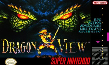Dragon View/Drakkhen 2 – Super Nintendo