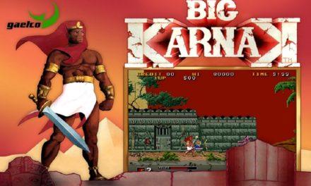Gaelco Presenta: Big Karnak