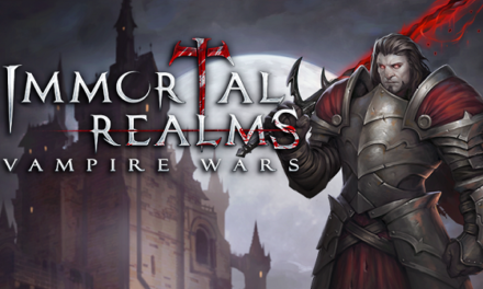 Probando – Immortal Realms: Vampire Wars