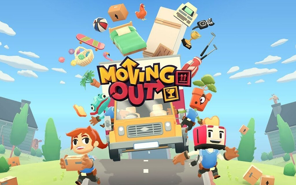 Probando – Moving Out