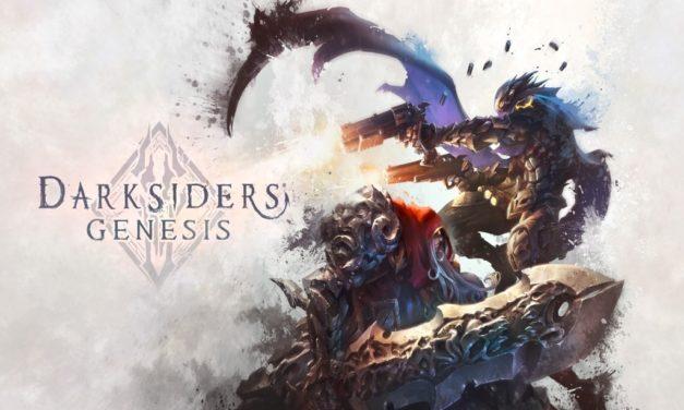 Análisis – Darksiders Genesis