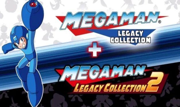 Análisis – Mega Man Legacy Collection 1 + 2