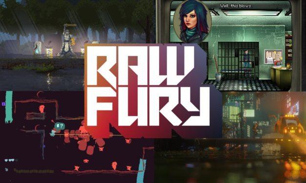 Sorteo – Quédate en casa con Raw Fury y 33bits