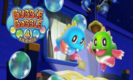 Análisis – Bubble Bobble 4 Friends