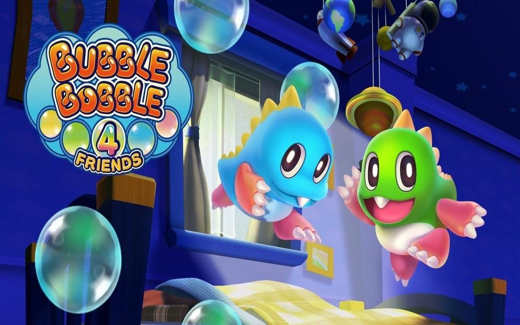 Análisis – Bubble Bobble 4 Friends