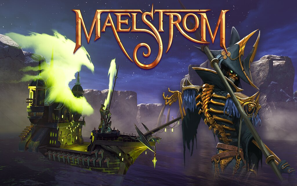 Análisis – Maelstrom