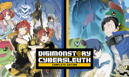 Análisis – Digimon Story Cyber Sleuth: Complete Edition