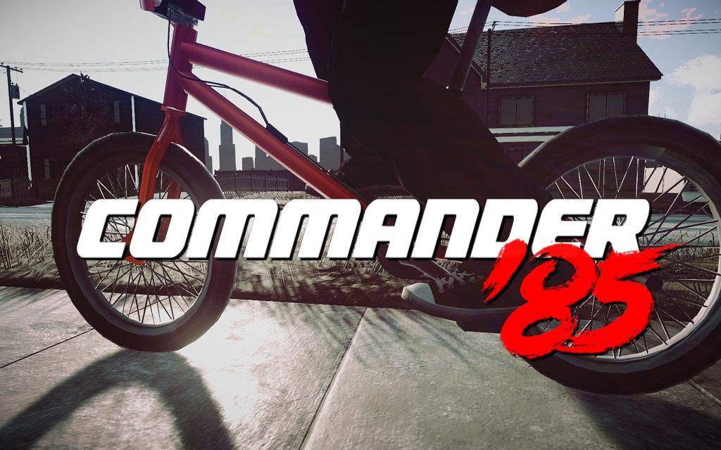 Probando – Commander '85