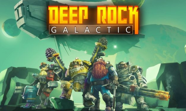 Análisis – Deep Rock Galactic