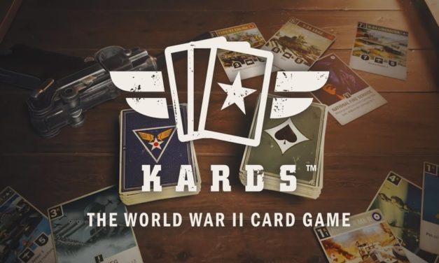 Análisis – KARDS: The World War II Card Game