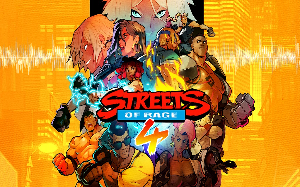 Análisis – Streets of Rage 4