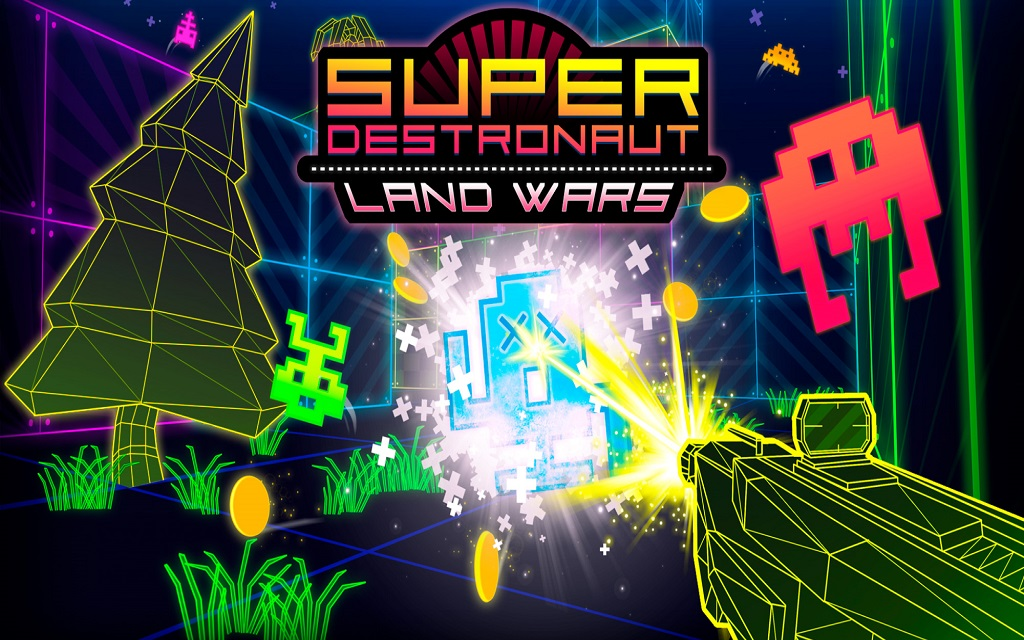 Análisis – Super Destronaut: Land Wars