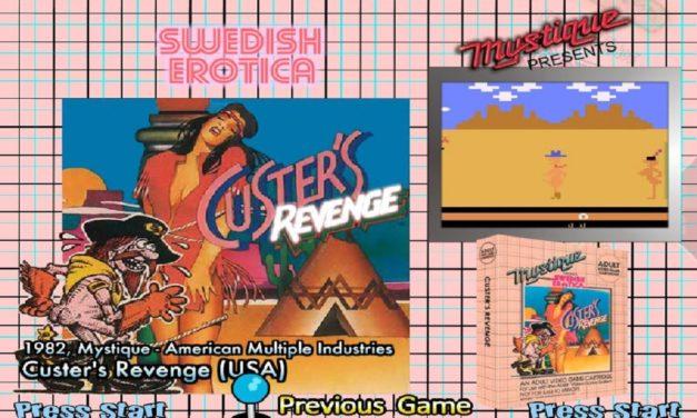 Custer's Revenge – Atari 2600