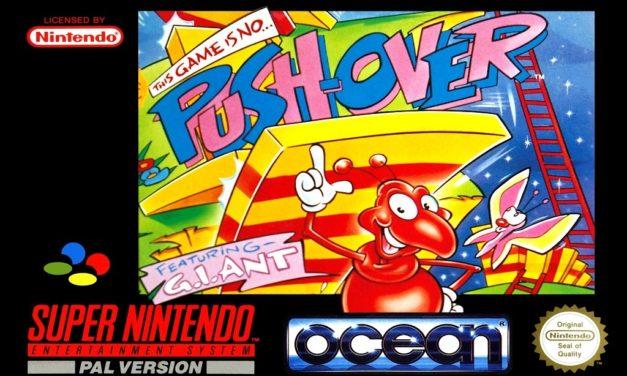 Pushover – Super Nintendo y Ordenadores