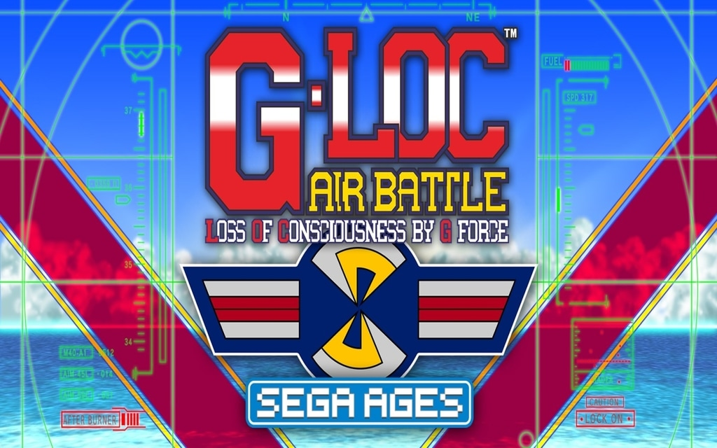 Análisis – SEGA AGES: G-LOC Air Battle