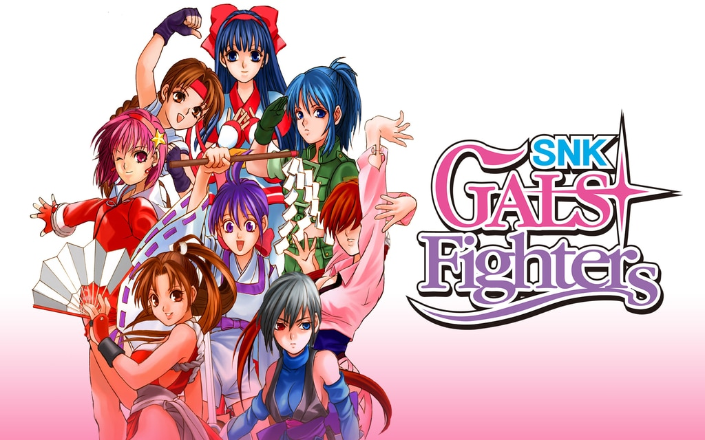 Análisis – SNK Gals' Fighters