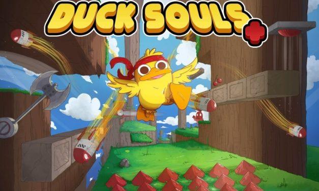 Análisis – Duck Souls+