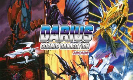 Análisis – Darius Cozmic Collection Arcade