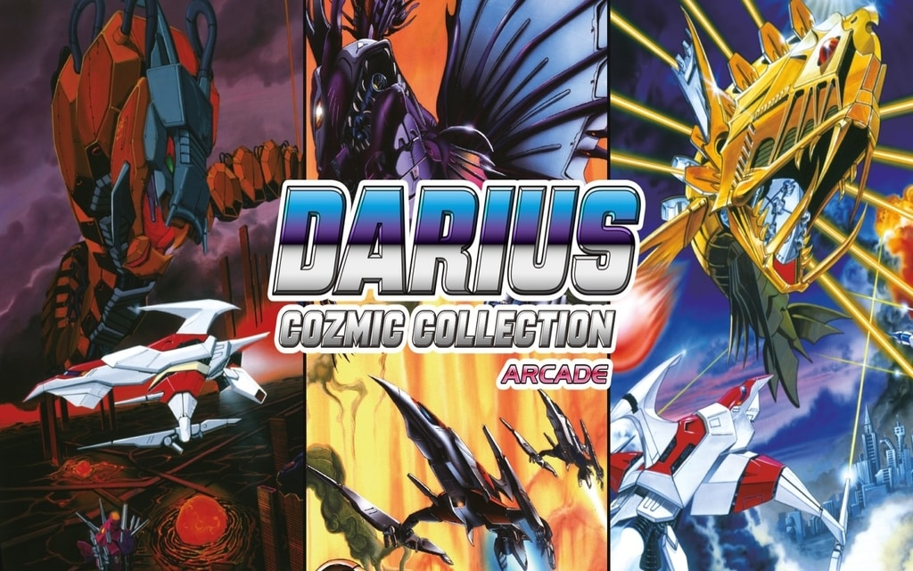Análisis – Darius Cozmic Collection Arcade
