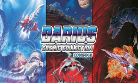 Análisis – Darius Cozmic Collection Console