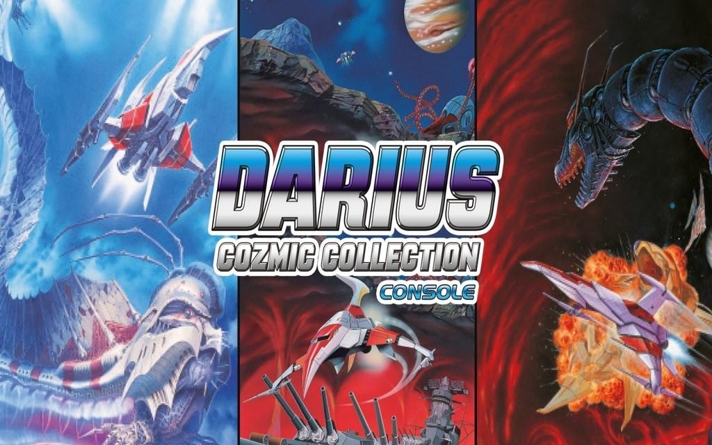 Análisis – Darius Cozmic Collection Console