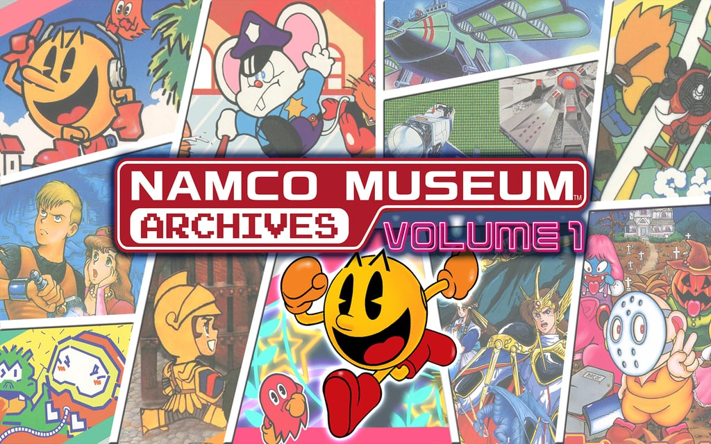 Análisis – NAMCO MUSEUM ARCHIVES Volume 1