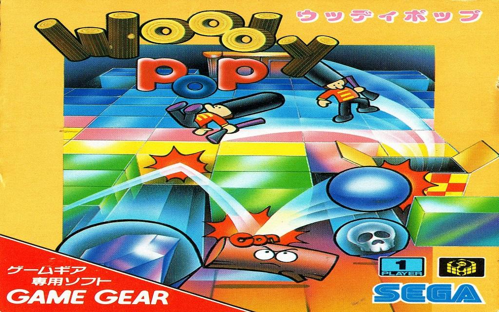 Woody Pop – SEGA Mark III y Game Gear