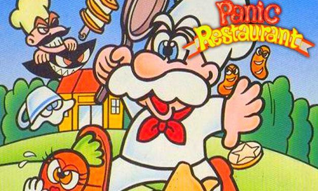 Panic Restaurant – NES