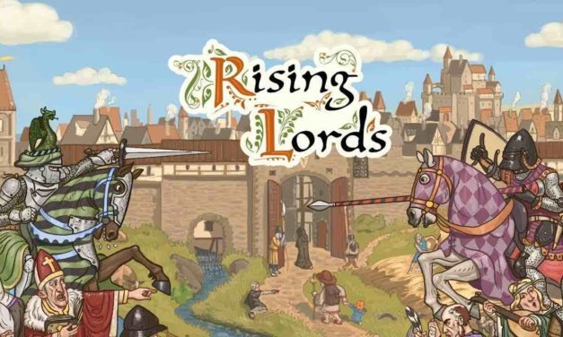 Probando – Rising Lords