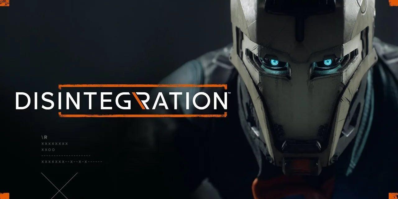 Análisis – Disintegration