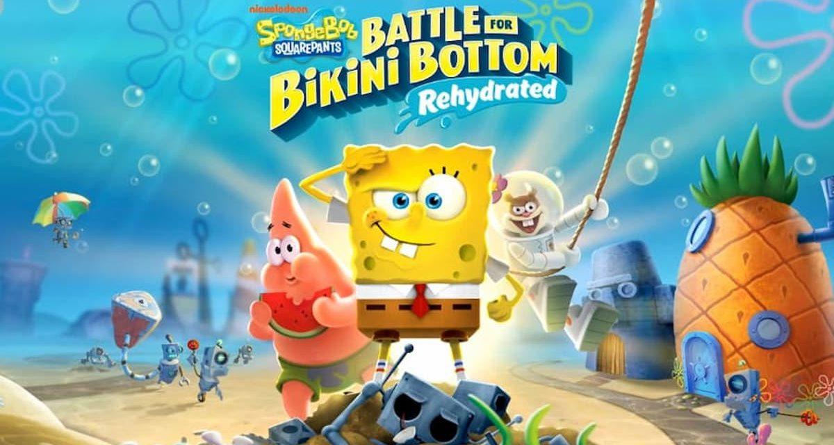 Análisis – SpongeBob SquarePants: Battle for Bikini Bottom – Rehydrated