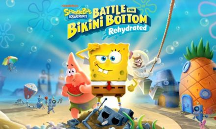 Análisis – SpongeBob SquarePants: Battle for Bikini Bottom – Rehydrated
