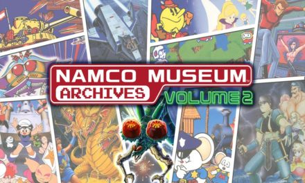 Análisis – NAMCO MUSEUM ARCHIVES Volume 2