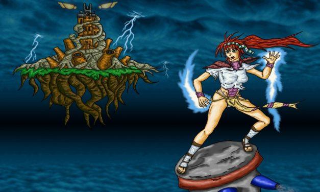 Alisia Dragoon – Mega Drive