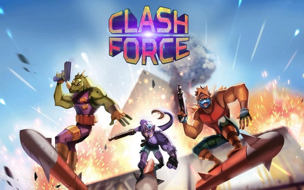 Análisis – Clash Force