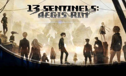 Análisis – 13 Sentinels: Aegis Rim