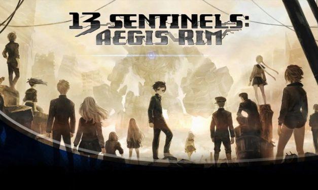 Probando – 13 Sentinels: Aegis Rim