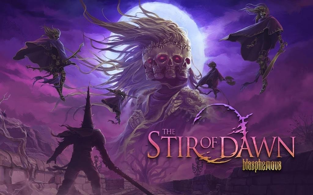 Análisis – Blasphemous: The Stir of Dawn