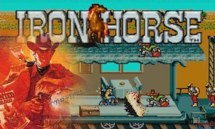 Konami en el Salvaje Oeste II – Badlands & Iron Horse