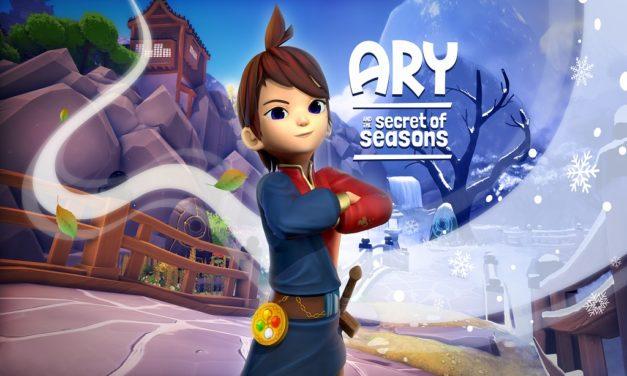 Probando – Ary and the Secret of Seasons